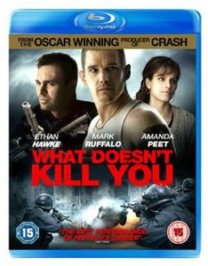 What Doesn't Kill You [Import]