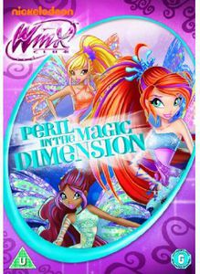 Winx Club: Peril in the Magic Dimension [Import]