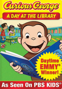 Curious George: A Day at the Library
