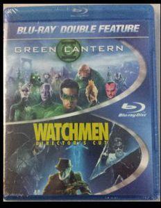 Green Lantern /  Watchmen