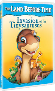 The Land Before Time: Invasion of the Tinysauruses