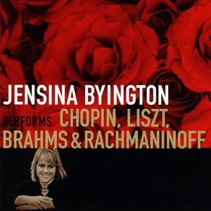 Performs Chopin Liszt Brahms & Rachmaninoff