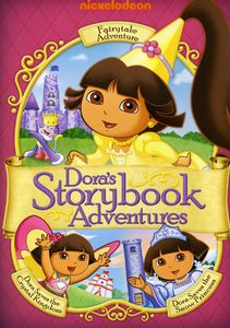Dora's Storybook Adventures (Gift Set)