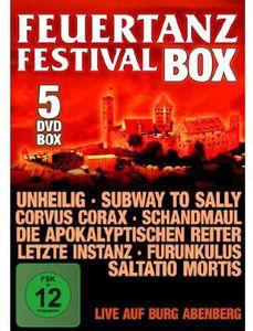 Feuertanz Festival Box [Import]