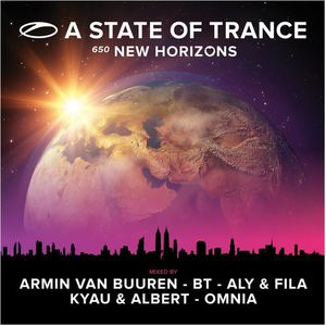 State of Trance 650: New Horizons [Import]