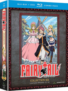 Fairy Tail: Collection Six