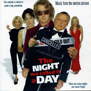 The Night We Called It a Day (Original Soundtrack) [Import]