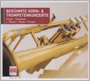 Beruhmte Horn & Trompetenkonzert
