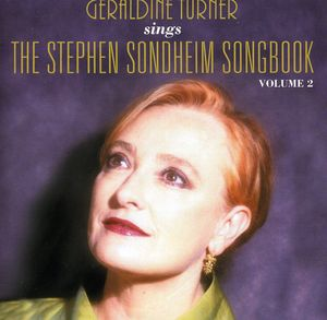 Geraldine Turner Sings the Stephen Sondhein Songbook (Original Soundtrack)