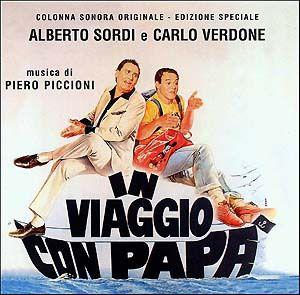 In Viaggio Con Papà (Original Motion Picture Soundtrack) [Import]