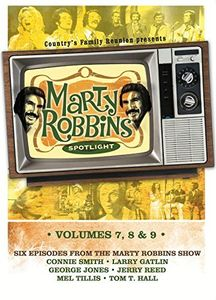 CFR Marty Robbins Spotlight, Vol. 7-9 , George Jones