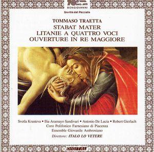 Stabat Mater - Litanie a 4 Voci - Overture in Re