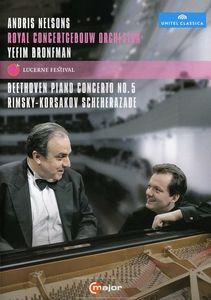 Lucerne Festival: Beethoven, Rimsky-Korsakov