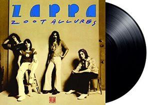 Zoot Allures , Frank Zappa