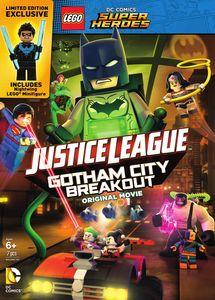 LEGO DC Comics Super Heroes: Justice League - Gotham City Breakout