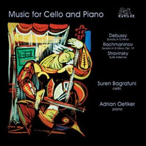 Music for Cello & Piano