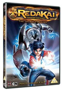 Redakai Season: Conquer the Kairu: Journey Begins [Import]
