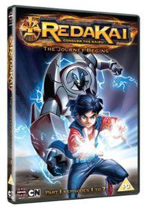 Redakai Season: Conquer the Kairu: Journey Begins [Import]