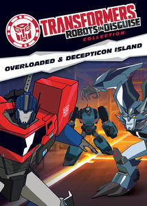 Transformers Robots in Disguise Collection: Overloaded and Decepticon