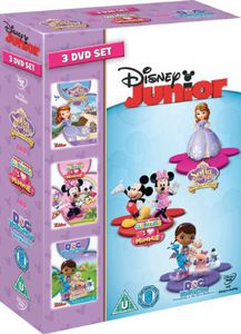 Disney Junior Collection-Doc McStuffins/ Mmch-I Hea [Import]