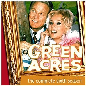 Green Acres: Season 6 [Import]