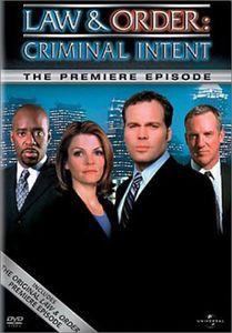 Law & Order: Criminal Intent - Premiere Eps