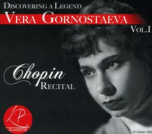 Discovering a Legend: Chopin Recital 1