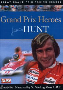 James Hunt: Grand Prix Hero