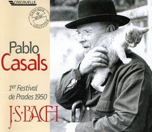 First Prades Festival 1950