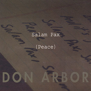 Salam Pax (Peace)