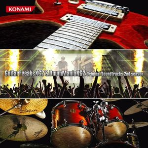 Guitarfreaksxg2 & Drummaniaxg2 (Original Soundtrack) [Import]