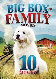 10-Big Box Of Family Movies V.2