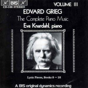 Grieg Lyric Pieces Books 8-10