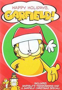Happy Holidays Garfield