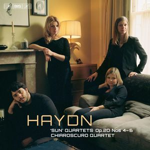 Haydn: Sun Quartets 20