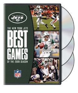 The New York Jets: Best Games of the 2009 Season