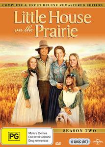 Little House on the Prairie-Season 2 [Import]