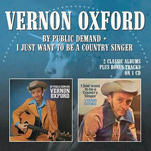 By Public Demand/ I Just Want to Be Country Singer [Import]