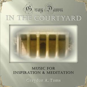 Gray Dawn in the Courtyard