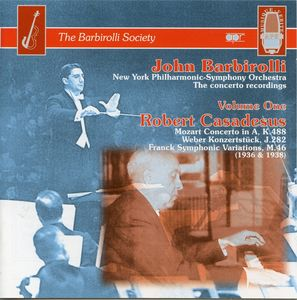 Live Recordings from Carnegie Hall 1936 & 1938