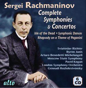 Complete Symphonies & Concertos