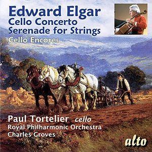 Cello Concerto /  Serenade for Strings