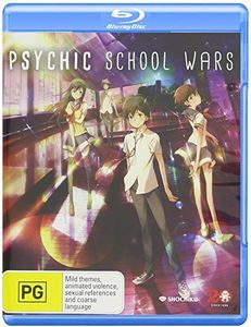 Psychic School Wars [Import]
