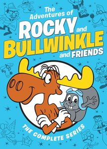 The Adventures of Rocky and Bullwinkle and Friends: The Complete Series