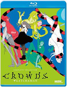 Gatchaman Crowds: Complete Collection