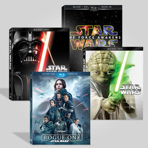 Star Wars Blu-ray Collection