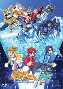 Gundam Build Fighters: Try - Complete Collection