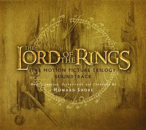 Lord of the Rings: Motion Picture Trilogy Sound Track (Original Soundtrack) [Import]
