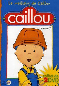 Vol. 2-Caillou-Le Meilleur de Caillou [Import]