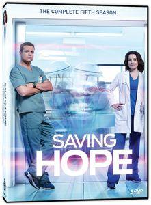 Saving Hope: The Complete Fifth Season